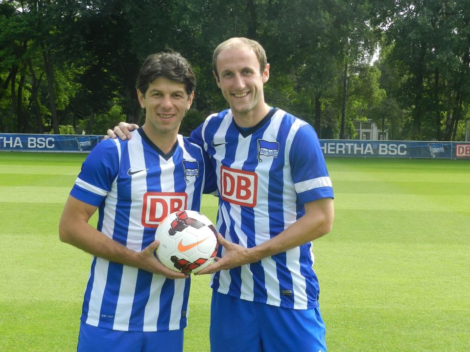 Леван Кобиашвили 350 матчей в бундеслиге