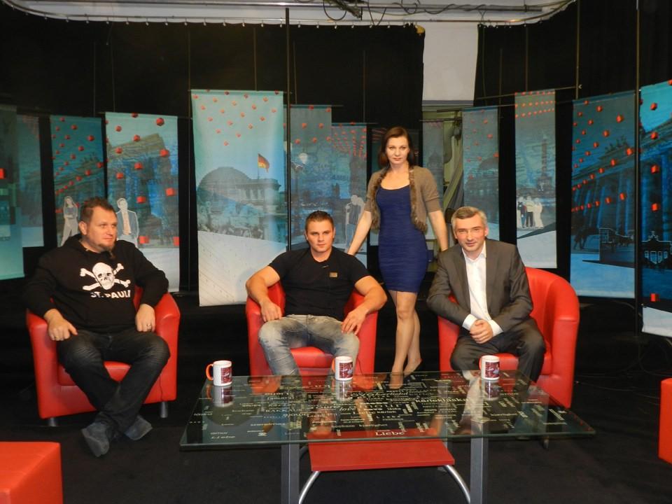 """Дмитрий Гребенщиков в программе канала RTVi """"Страна и люди"""""""