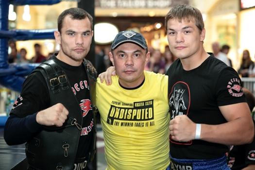 Бокс Чудинов Кулакова 1 июня 2014 Фото
