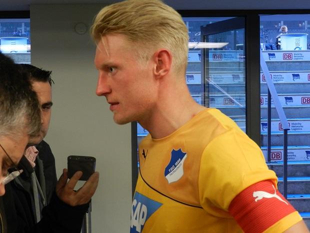 ЧМ 2014 по футболу Видео Интервью Андреас Бек