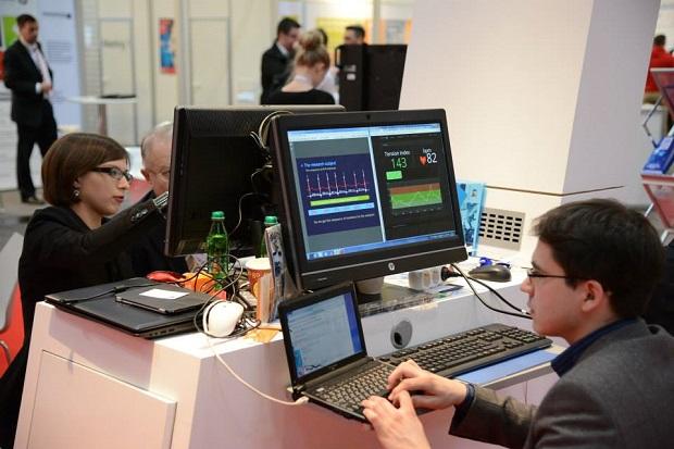 Предприятия из Екатеринбурга в Германии на выставке Cebit