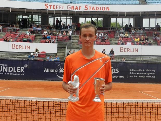 Теннисный турнир в Берлине German-Juniors 2014