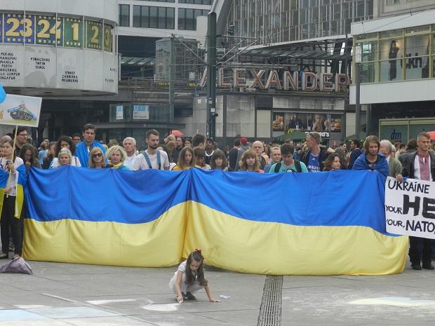 Украинцы больше всех получают в странах ЕС вид на жительство