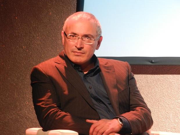 Михаил Ходорковский представил в Берлине проект Открытая Россия