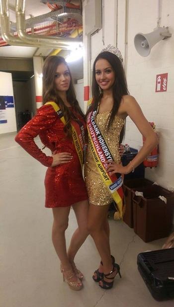 Конкурс Мисс Германия 2014 Эля Крейндель