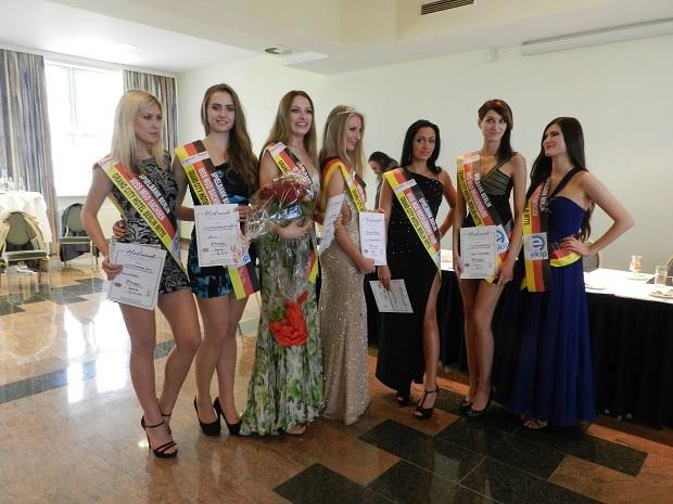 Конкурс Мисс Германия 2014 Прямая видео трансляция