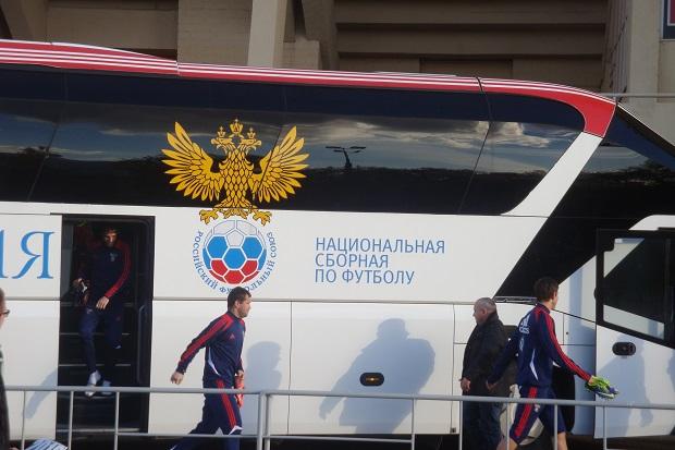 rossia - futbol