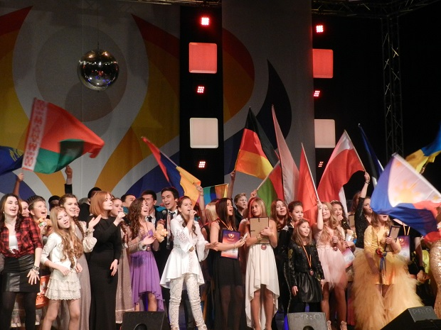 Конкурс Berliner Perle 2014 Результаты