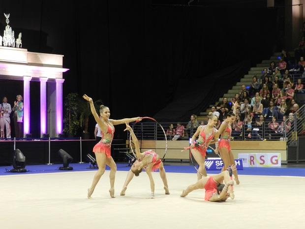 Gymnastik gruppe masters 2015
