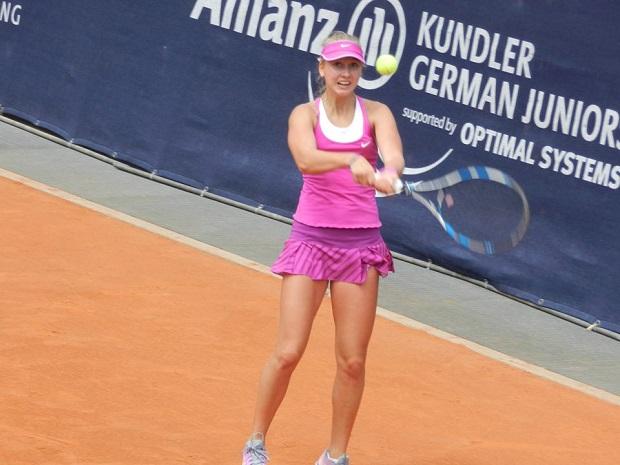 Теннисистка Анастасия Потапова заметно улучшила свой рейтинг