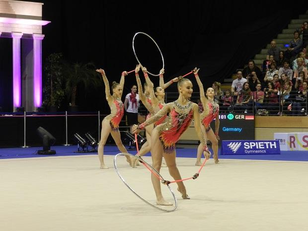 Gymnastik 2015 Gruppa