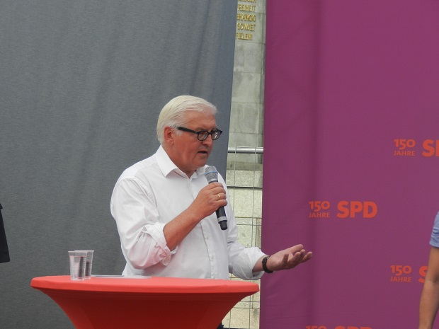 Министр иностранных дел Германии Штайнмайер ответил Лаврову
