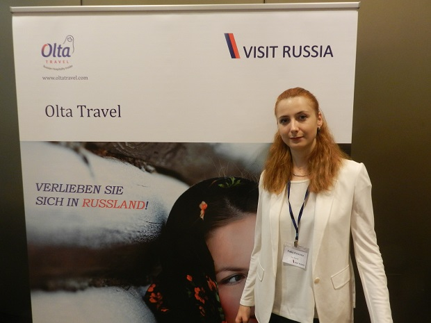 Visit Russia Road Show 1