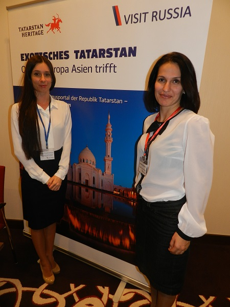 Visit Russia Road Show 6