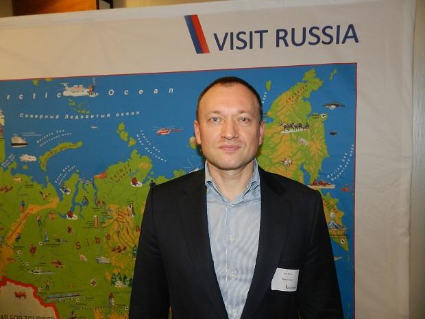 Visit Russia Road Show Benij