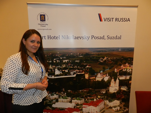 Visit Russia Road Show Susdal