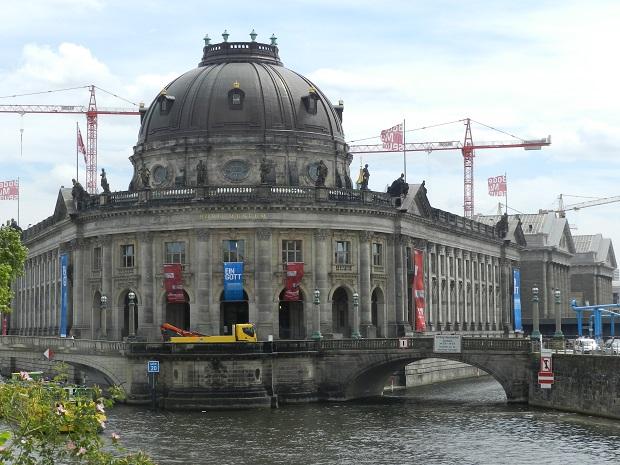 В Берлине бесплатный вход в 60 музеев  4 июля 2021