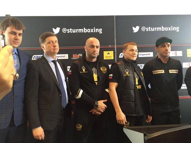 Феликс Штурм получил три года тюрьмы – Дмитрий Лучников вспоминает о том, как юристы предлагали боксеру мировое соглашение