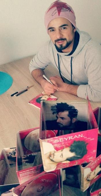 Seyran albom_Foto