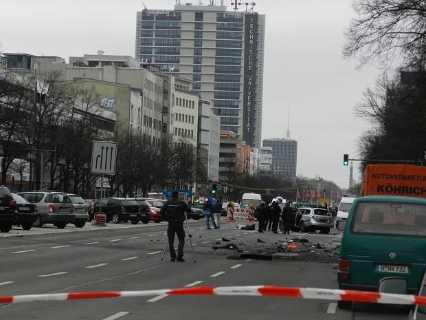 Berlin Explosion 2