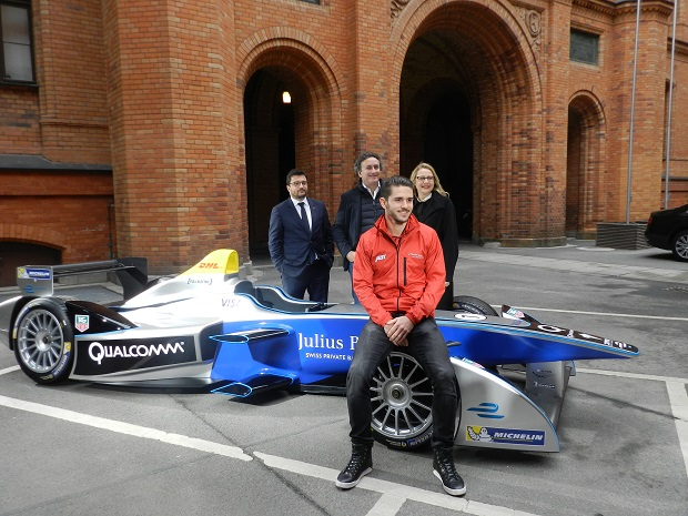 Берлин примет сразу шесть гонок Формулы Е в августе 2020