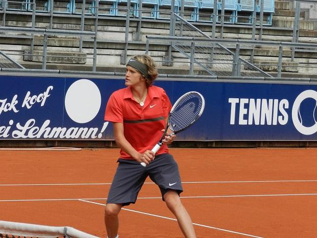 Теннисист Александр Зверев не сыграет на турнирах в Берлине в июле 2020
