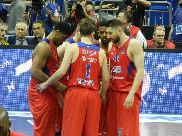 Basketball CSKA_Foto