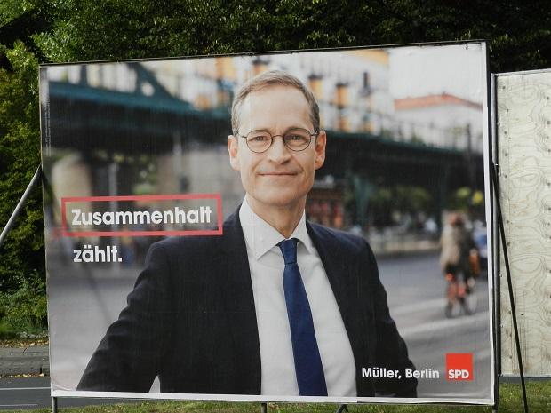 Выборы в Берлине 18 сентября 2016 Итоги