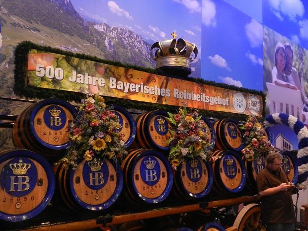 Бавария откроется для туристов с 21 мая 2021