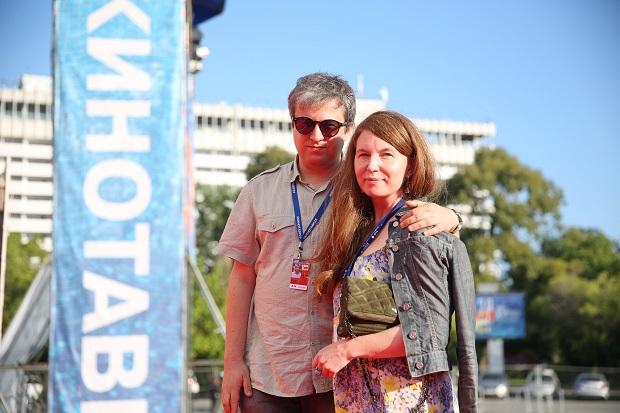 Anton Dolin i Natalia Khlyustova