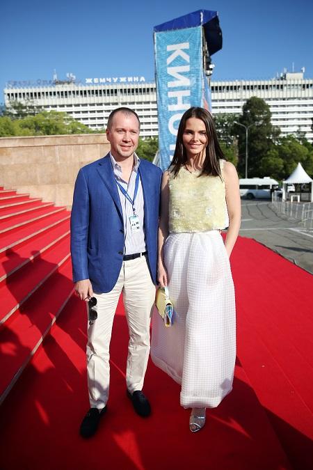 Evgeniy Mironov i Elizabeth Boyarskaya