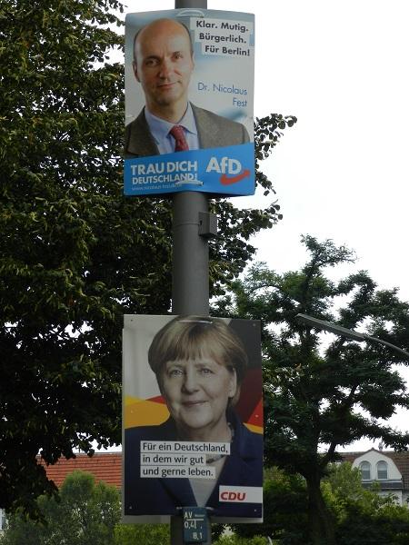 На выборах в земле Мекленбург – Передняя Померания лидируют СДПГ и АдГ 26 сентября 2021