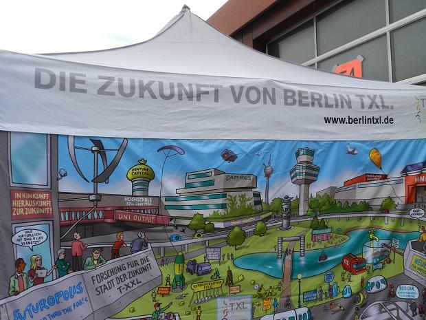 Берлинский Сенат потратил 431 000 евро на рассылку письма о закрытии аэропорта Тегель