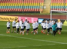 dfb training