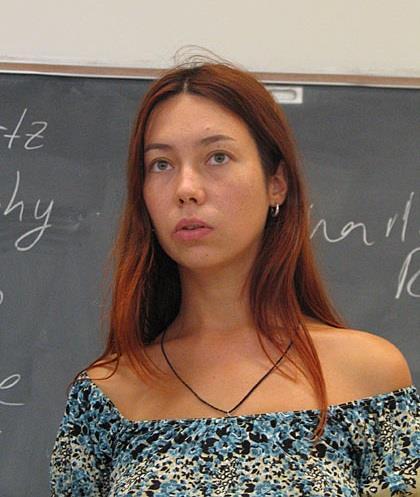Уроки по русскому фольклору на примере народных сказок с писателем Екатериной Садур