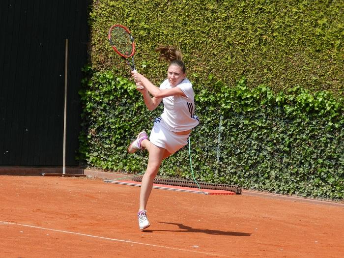 Теннис Александрова – Халеп турнир в Штутгарте 23 апреля 2021