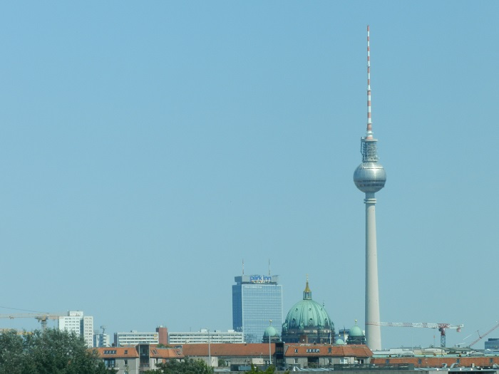 Погода в Берлине 19, 20 и 21 апреля 2021