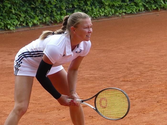 Теннис на карантине во время коронавируса – Интервью с Мариной Мельниковой