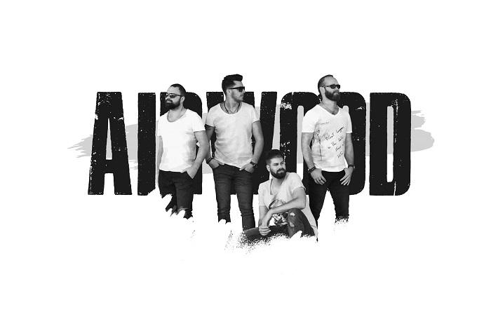 "Группа AIRWOOD представила клип к песне ""Удар в голову"""