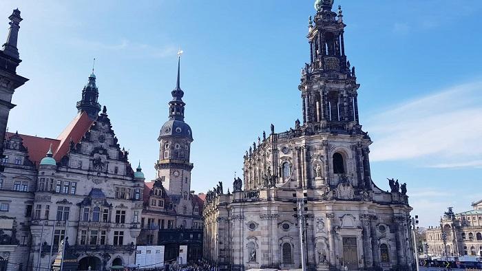 Хор Турецкого Концерт в Германии в Дрездене 26 сентября 2020