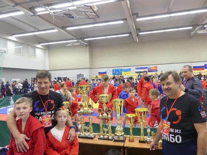 Самбо получило признание от Международного олимпийского комитета