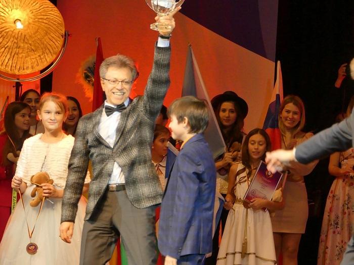 Музыкальный конкурс Berliner Perle проходит в 2020 году онлайн – Виктор Лейс рассказал о подготовке