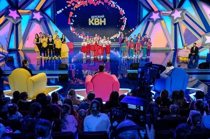 Михаил Галустян и Юлия Михалкова начинают Детский КВН 15 июня 2020