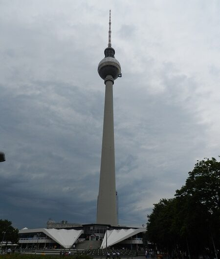 Смертельная драка на Александерплац в Берлине