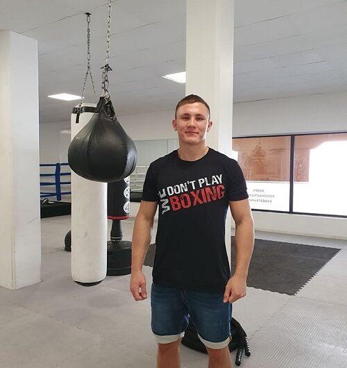 Боксер Михаэль Айферт: В бою против Дземски победил в разницей в 6 очков