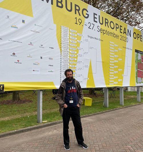 Андрей Рублев – Интервью о выходе в финал турнира в Гамбурге 2020