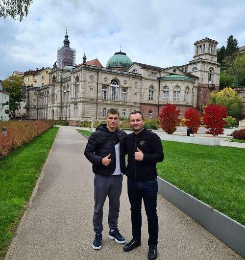 Боксер Петр Иванов победил в бою в Германии 16 октября