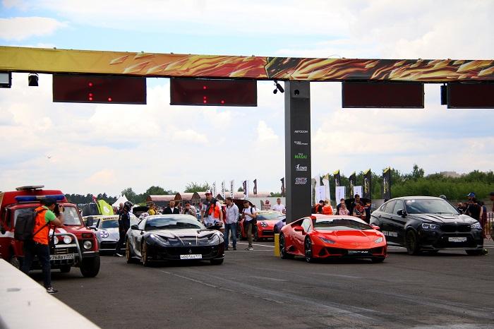 Фестиваль Unlim 500+ обновил в июне 2021 рекорды скорости